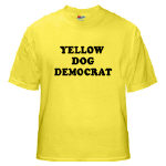 Yellow Dog Democrat T-Shirt